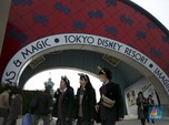 Tokyo Disneyland Tutup karena Virus Corona