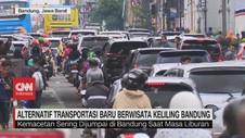 VIDEO: Alternatif Transportasi Baru Wisata Keliling Bandung