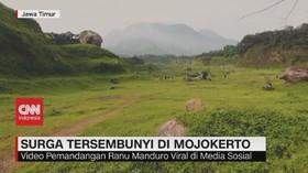 VIDEO: Ranu Manduro, Surga Tersembunyi di Mojokerto