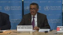 VIDEO: WHO Tetapkan Ancaman Virus Corona di Tingkat Tertinggi