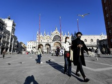 Kasus Corona Melonjak 2x Lipat di Italia, Ini Ultimatum WHO