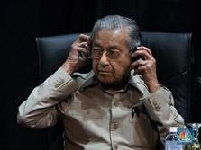 Kala Mahathir Muncul dan Ungkap Alasan Keluar dari Partai
