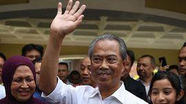 Gantikan Mahathir, Muhyiddin Resmi Dilantik Jadi PM Malaysia