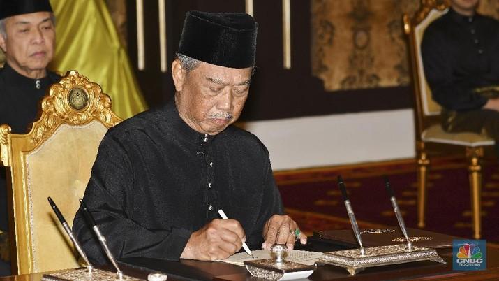 Muhyiddin sempat menjabat sebagai Wakil PM Malaysia pada 2009 hingga 2015.
