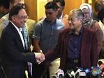 Anwar Ibrahim Klaim Jadi PM Malaysia, Didukung Mahathir?