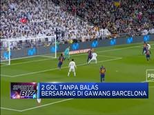 Real Madrid Sang Jawara El Clasico