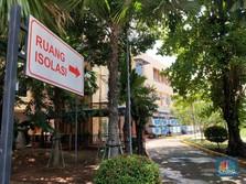 DKI Hingga Jatim, Wilayah Transmisi Lokal Covid-19 di RI