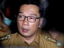 Waspada! Ridwan Kamil Ungkap 7 Zona Merah Corona di Jabar