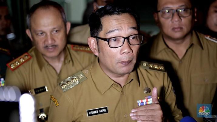 Ridwan Kamil sampaikan penyebaran virus corona COVID-19 di Jawa Barat. Hingga Minggu (15/3/2020) pukul 17.00 WIB, sudah ada 10 positif corona.