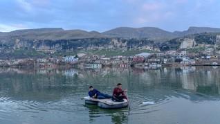 FOTO: Penghujung Cerita Kota 12 Ribu Tahun di Turki