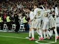 Pemain Real Madrid Sepakat Potong Gaji di Masa Pandemi Corona