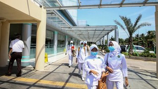Melongok Peta Pergerakan Pasien Corona di Jakarta ala Anies