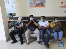'Sebuah Ramalan Sebut Pandemi Covid-19 RI Selesai September'