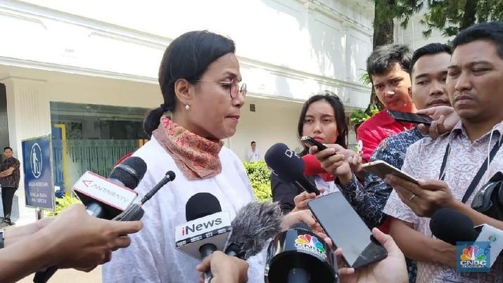 Menteri Keuangan Sri Mulyani Indrawati membuka peluang untuk menambah alokasi anggaran Kementerian Kesehatan