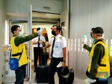RI Positif Corona, Pemeriksaan di Bandara Makin Ketat