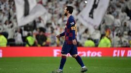 Maki Pemain, Asisten Pelatih Barcelona Diomeli Messi