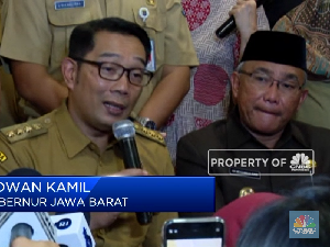 Ridwan Kamil: Kontak Virusnya di Jakarta, KTP-nya Depok