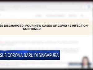 Singapura Ungkap 2 Positif Corona Pernah Berkunjung Ke Batam