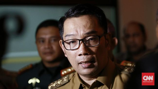 Ridwan Kamil Minta Pemerintah Pusat Kirim 30 Ribu APD