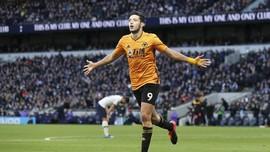 Kalahkan Tottenham, Wolves Buka Peluang ke Liga Champions