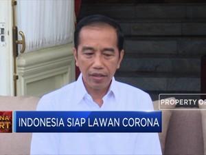 2 Orang Positif Terinfeksi, Indonesia Siap Lawan Virus Corona