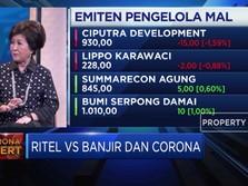Banjir Jakarta, APPBI: Kunjungan Pusat Belanja Turun 20%