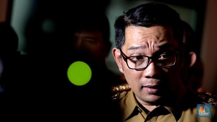 Demikian disampaikan Gubernur Jawa Barat Ridwan Kamil.