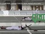 Alert Corona di Arab Saudi! Kota Mekkah Kini Sepi