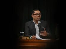 Alert Kang Emil! Kasus Positif Covid-19 Jabar Tembus 100 Ribu