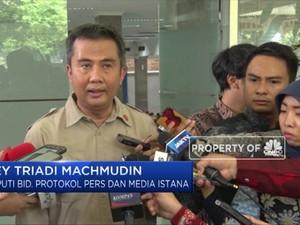 Waspada Corona, Menteri Demam Dilarang Masuk Istana