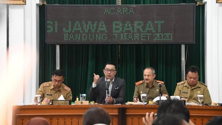 Pemerintah Daerah (Pemda) Provinsi Jawa Barat (Jabar) terus meningkatkan kesiapsiagaan dalam penanganan dan pencegahan COVID-19.