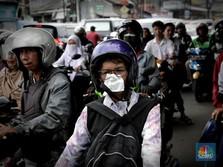 Virus Corona Serang Indonesia Hingga Sepinya Ka'bah