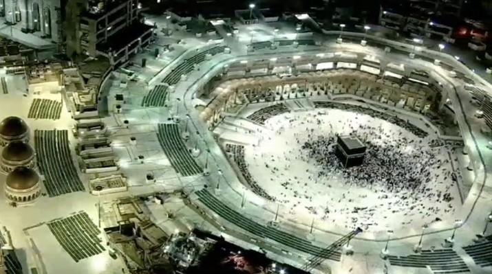 Melihat Mekkah yang Sepi karena Virus Corona