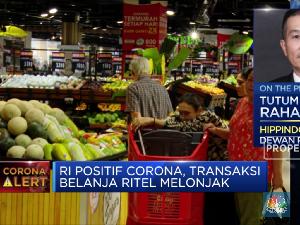 Panik Corona, Hippindo: Transaksi Belanja di Jabotabek Naik