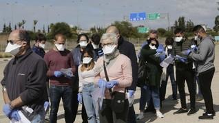 Israel Bakal Sadap Telepon untuk Lacak Orang Terpapar Corona