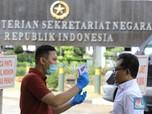 Istana Perketat Pemeriksaan Suhu Tubuh Terkait Virus Corona