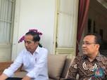 Pak Dahlan, Pak Jokowi Minta Tak Buka Identitas Pasien Corona