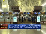 Dihantam Corona, Pemerintah Tetap Beri Insentif Turis