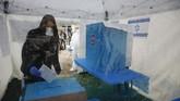 Partai Likud bersekutu dengan Partai yamin dan dua partai berbasis agama di Israel. (AP Photo/Ariel Schalit)