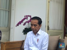 RI Perang Lawan Corona, Jokowi Minta BI Fokus Jaga Rupiah