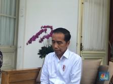 Deretan Kejengkelan Jokowi, dari Bahan Baku hingga Tol Laut
