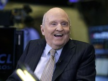 Jack Welch, 'Manager of The Century' GE Tutup Usia