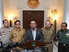 Ridwan Kamil Bakal Tindak Tegas Penimbun & Spekulan Masker