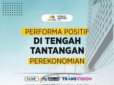 Kinerja Melesat, Bank Mega Buka-bukaan di Public Expose 2020