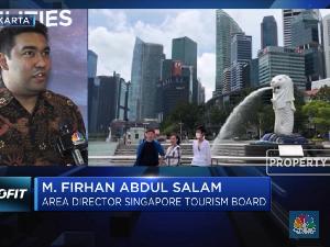 2019, RI Jadi Negara ke-2 Penyumbang Wisman ke Singapura