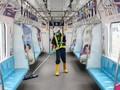 Cegah Sebaran Corona, MRT Batasi Satu Kereta 60 Penumpang
