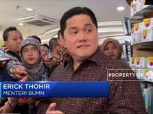 Erick Thohir Cerita Soal Operasi Masker BUMN