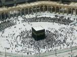 Melihat Kembali Sepinya Mekkah karena Corona