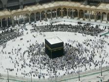 Resmi! Arab Saudi Terapkan Lockdown Saat Lebaran