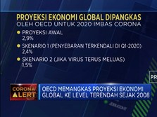 OECD Pangkas Proyeksi Ekonomi Global ke Level Terendah